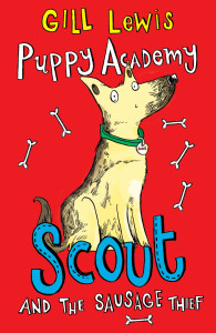 Puppy Academy – Scout and the Sausage Thief cover