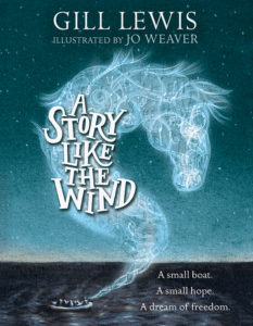 A Story Like the Wind cover