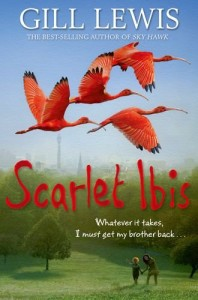 Scarlet Ibis cover