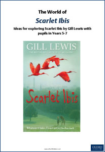 Scarlet Ibis reading notes